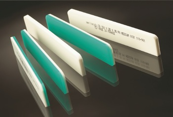 optical printing serilor squeegees